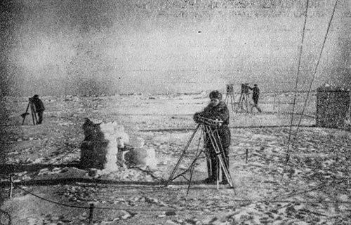 Северный полюс-4