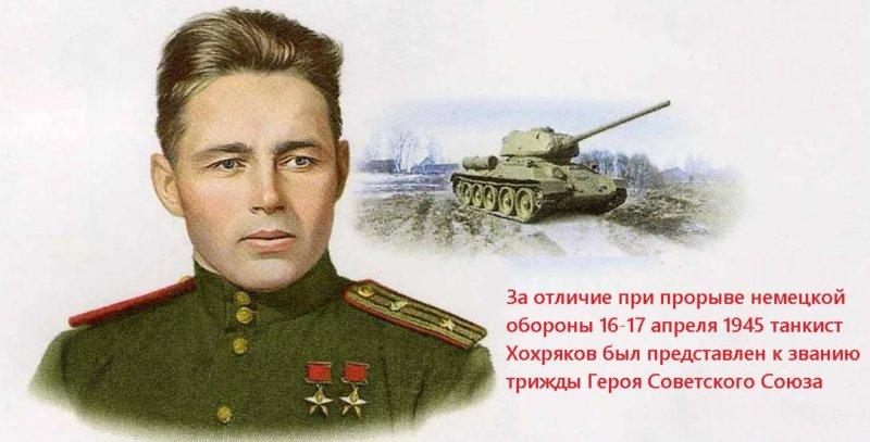 Семён Васильевич Хохряков