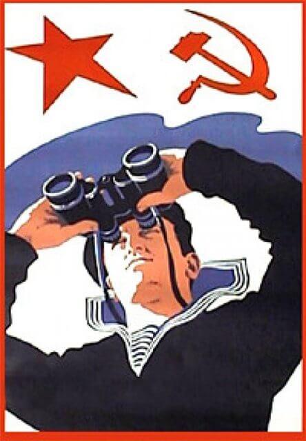 16 апреля 1918 года был создан Красный военный флот
