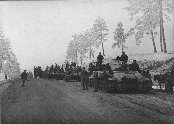 17 апреля 1944 года разгромом немецко-фашистских войск на Правобережной Украине завершилась Днепровско-Карпатская операция