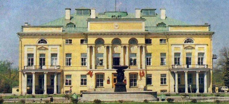 1934 - Постановление СНК СССР о переводе Академии наук СССР в Москву
