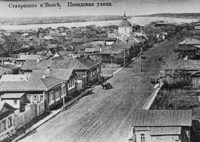 1953 - Начался массовый перенос города Ставрополя-на-Волге, нынешнего Тольятти, из зоны затопления Куйбышевской ГЭС