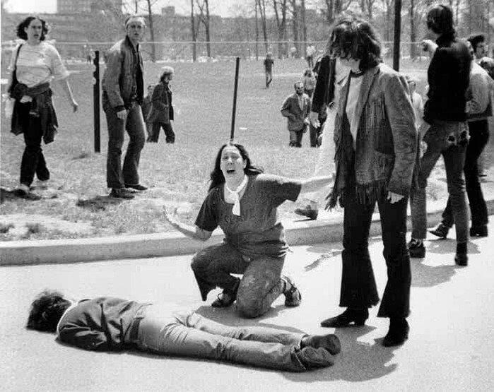 1970 - Кентская трагедия