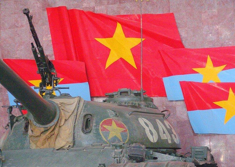 1975 - День победы Социалистической Республики Вьетнам!