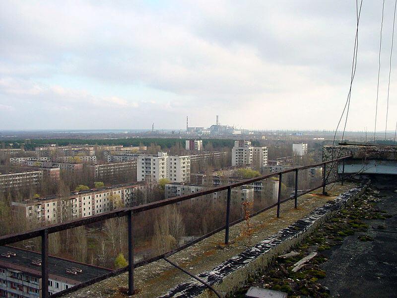 1986 - Была объявлена эвакуация населения г. Припять