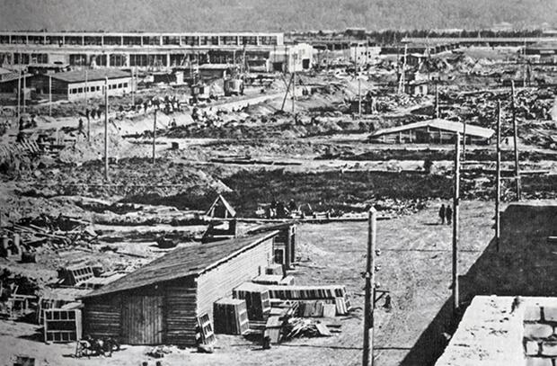 2 мая 1930 года состоялась закладка Горьковского автомобильного завода.