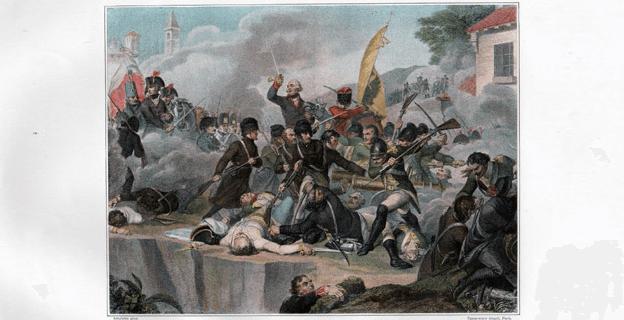 26 апреля 1799 года битва на Адде