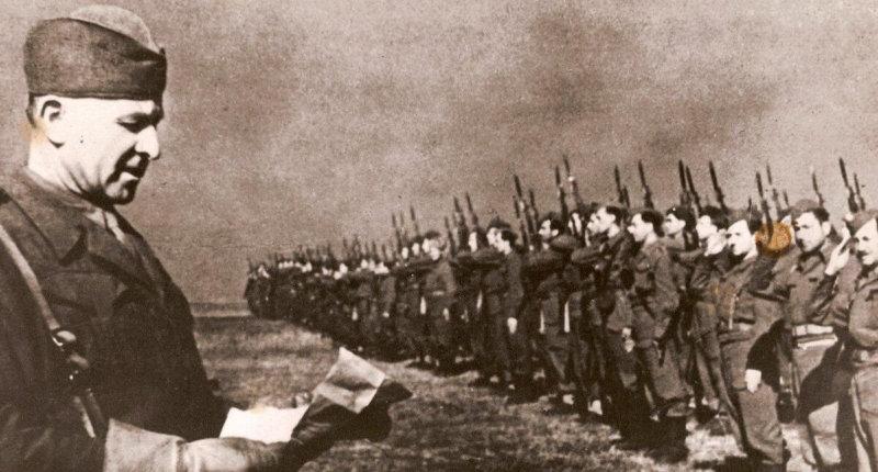 26 апреля 1943 года орденом Ленина награжден командир 1-го отдельного чехословацкого батальона Людвик Свобода будущий президент Чехословакии