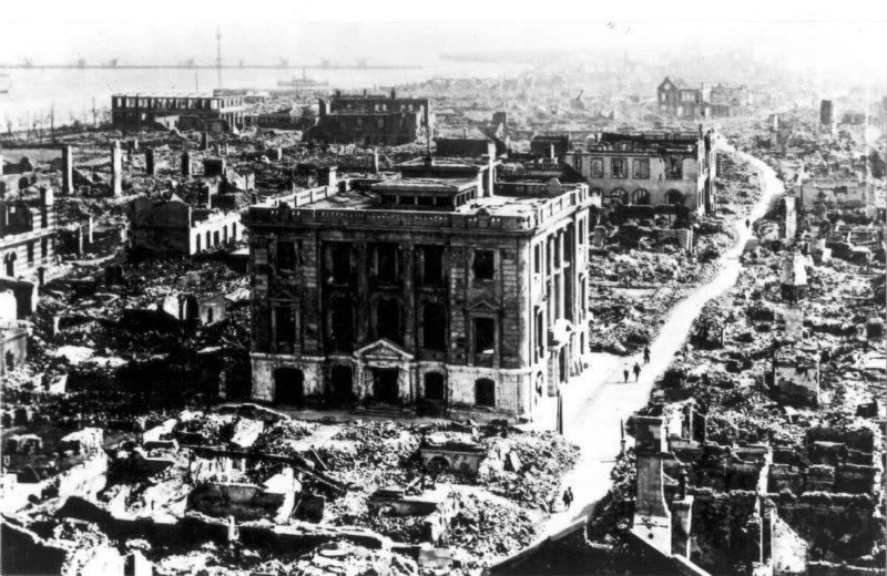 26 апреля 1966 года в Ташкенте произошло сильнейшее землетрясение