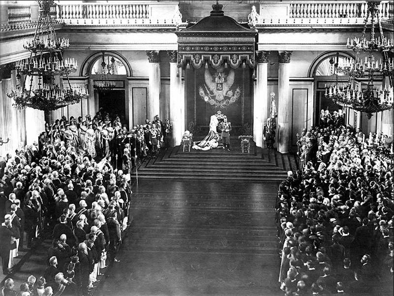 27 апреля 1906 года начало работы Государственной Думы