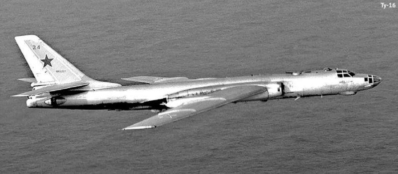 27 апреля 1952 года летчик Николай Рыбко впервые поднял в воздух первый советский дальний турбореактивный бомбардировщик Ту-16