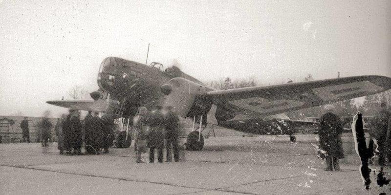28 апреля 1939 года со Щелковского аэродрома взлетел самолет ЦКБ-30