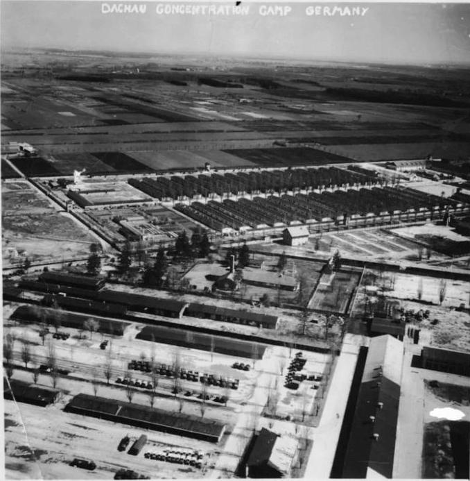 28 апреля 1945 года началось антифашистское восстание в концлагере Дахау
