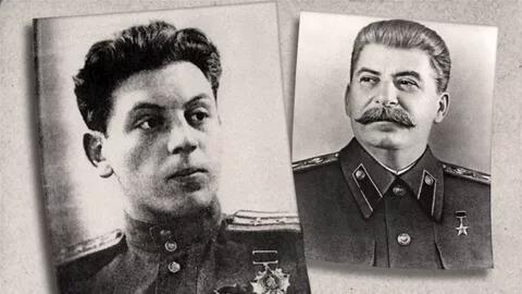 28 апреля 1953 года по приказу Хрущева был арестован Василий Сталин