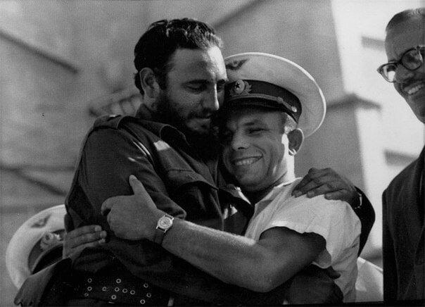30 апреля 1961 года кубинский лидер Фидель Кастро получил Ленинскую премию