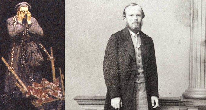 5 мая 1849 года арестован Достоевский
