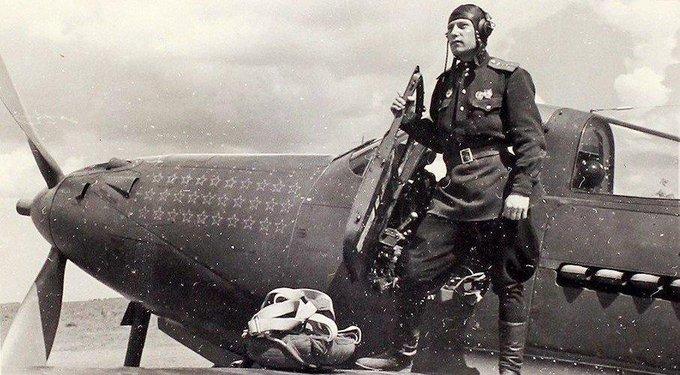 5 мая 1943 года первый вылет Покрышкина