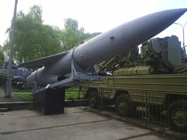 Крылатая ракета П-35