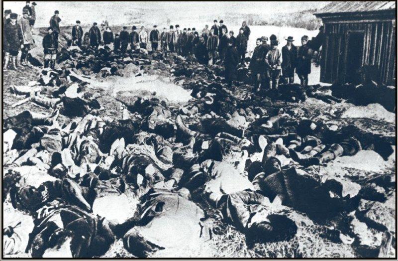 17 (4) апреля 1912 года в России произошло трагическое событие. «Ленский расстрел»