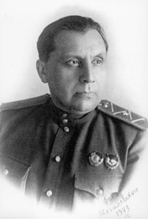 Наум Исаакович Эйтингон