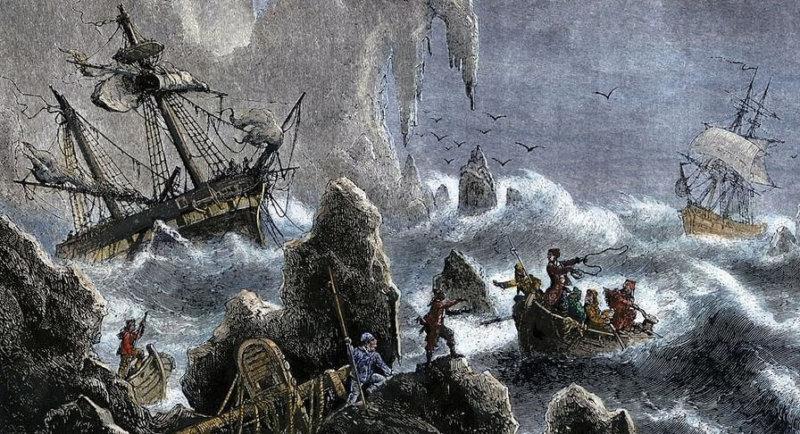 28 апреля 1732 года Указ Анны Иоанновны об отправлении экспедиции Беринга на Камчатку