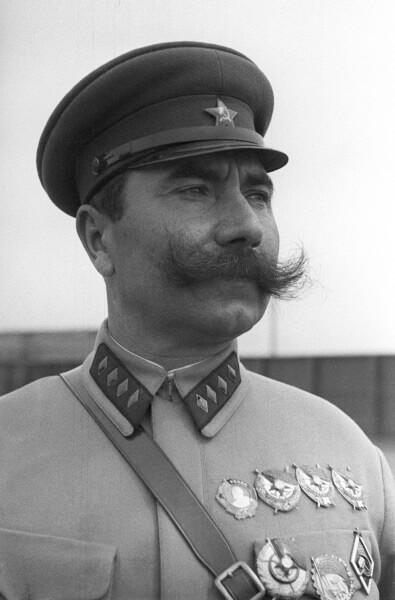 С.М. Буденный