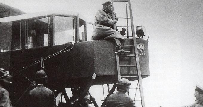 10 мая 1913 года первый полет 4-моторного самолета