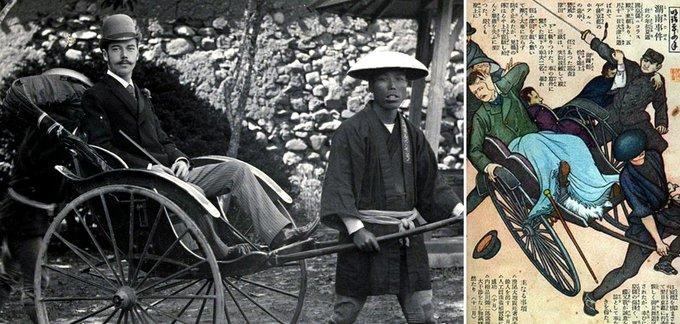 11 мая 1891 года покушение на цесаревича Николая
