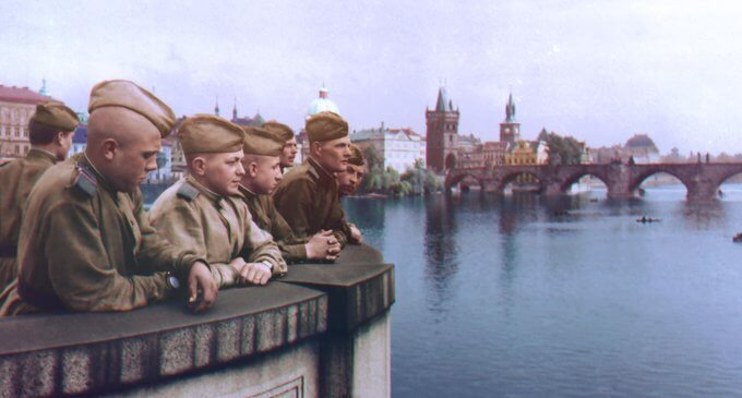 11 мая 1945 года завершилась Пражская операция