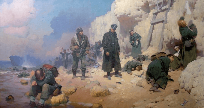 12 мая 1944 года, начав в 3.00