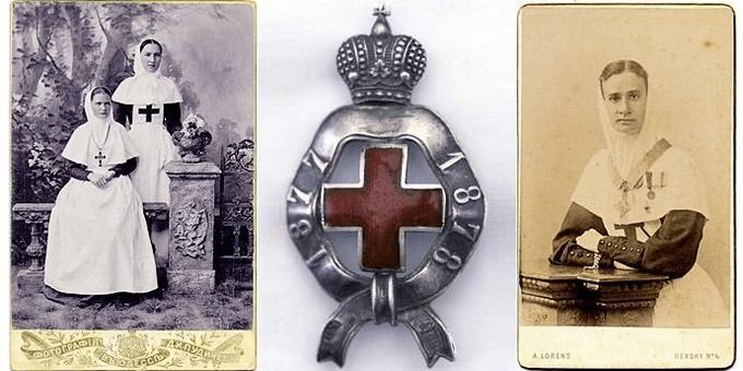 15 мая 1867 года в России основано Общество Красного Креста
