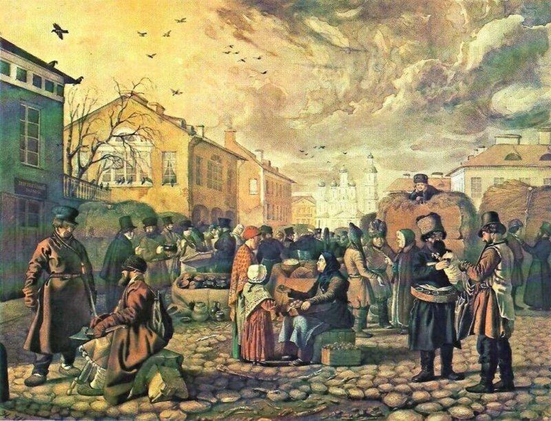 1721 - Издан указ О содержании в С.-Петербурге по улицам фонарей, о чищеньи и мощении камнем улиц