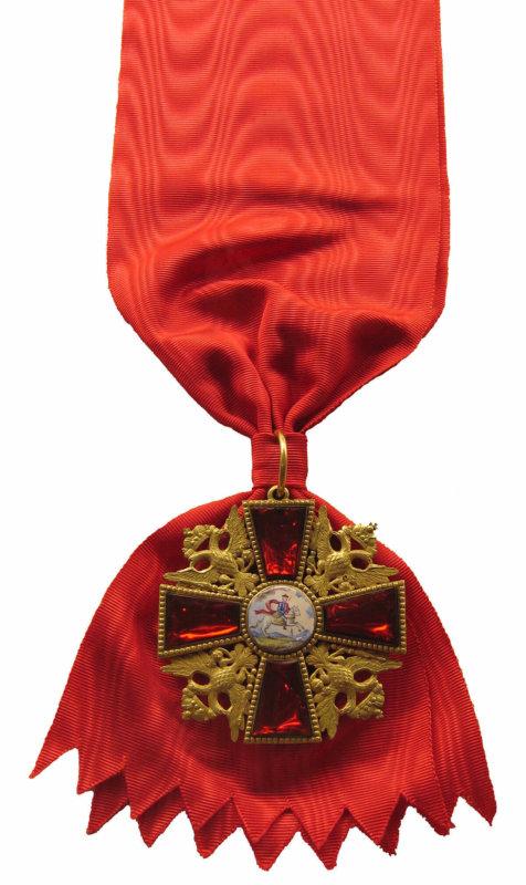 1725 - Учреждён Орден святого Александра Невского