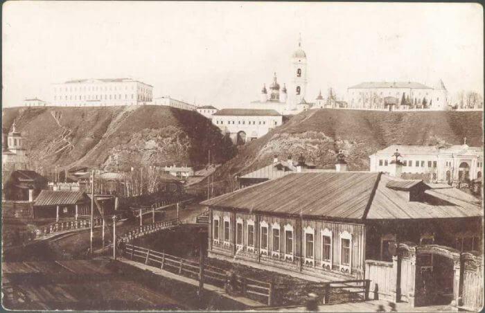 1788 - Большой пожар в Тобольске