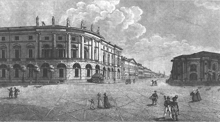 1795 - Указом императрицы Екатерины II была создана Императорская публичная библиотека и национальное книгохранилище, одно из крупнейших в мире