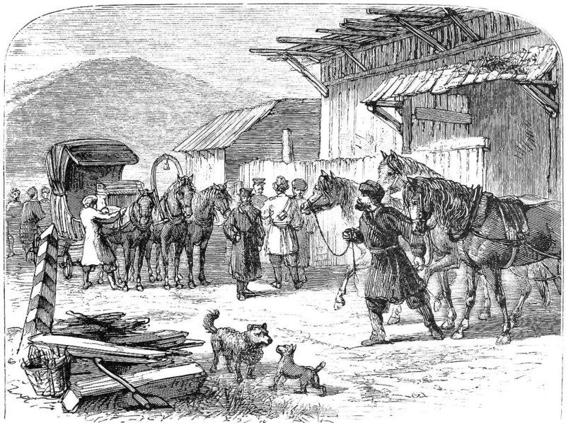 1798 - Была учреждена челябинская почтовая станция