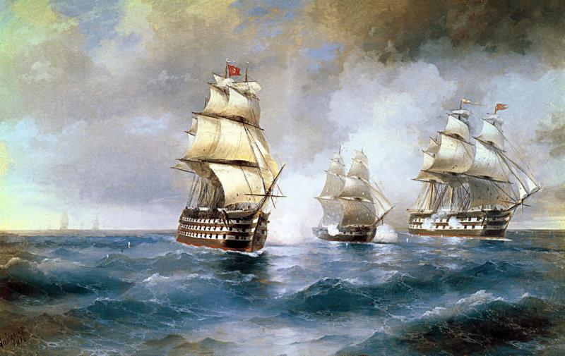 1829 - В ходе Русско-турецкой войны