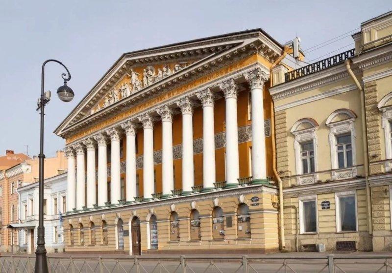 1831 - В Санкт-Петербурге открылся для обозрения Румянцевский музей