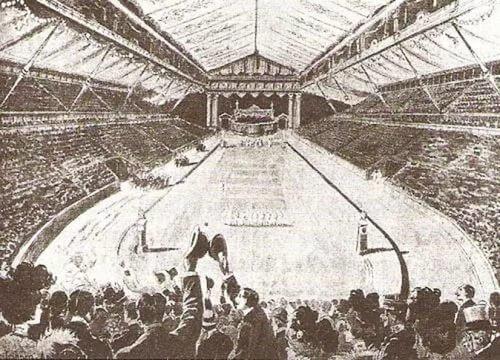 1900 - В Париже открылись II Олимпийские игры.