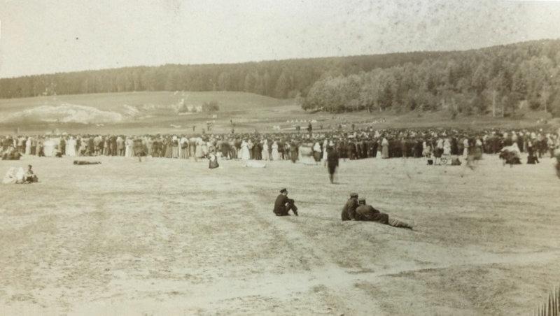 1905 - Началась всеобщая забастовка текстильщиков в городе Иваново-Вознесенске