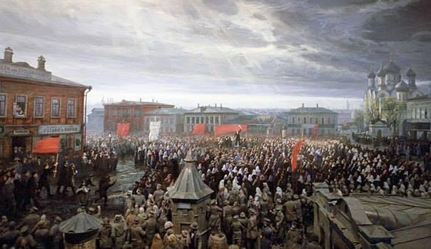 1905 - Первые в России Советы рабочих депутатов
