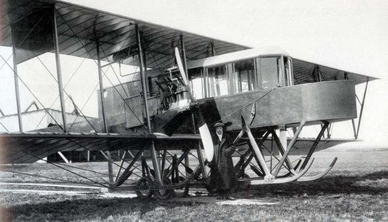 1913 - В этот день дул сильный ветер