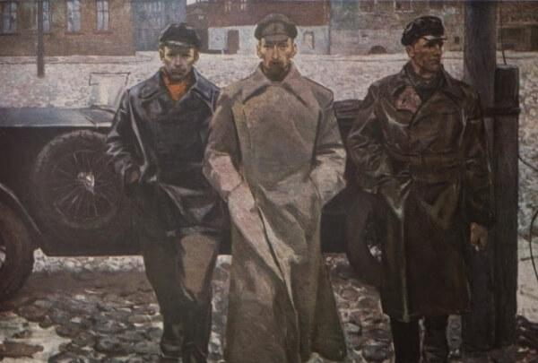 1918 - Операция Трест