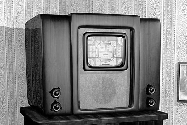 1949 - В Ленинграде начат выпуск первого советского промышленного телевизора КВН-49