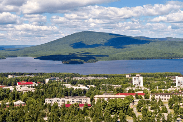 1957 - Основан Качканар, единственный в мире город в Свердловской области, где добывается железованадиевая руда
