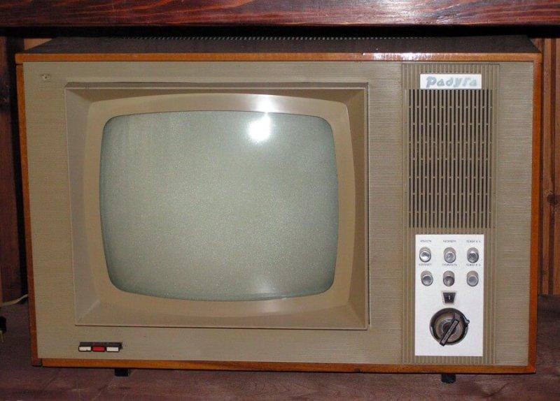 1967 - В Ленинграде весной 1954 произвели в небольшом количестве опытный телевизионный приёмник