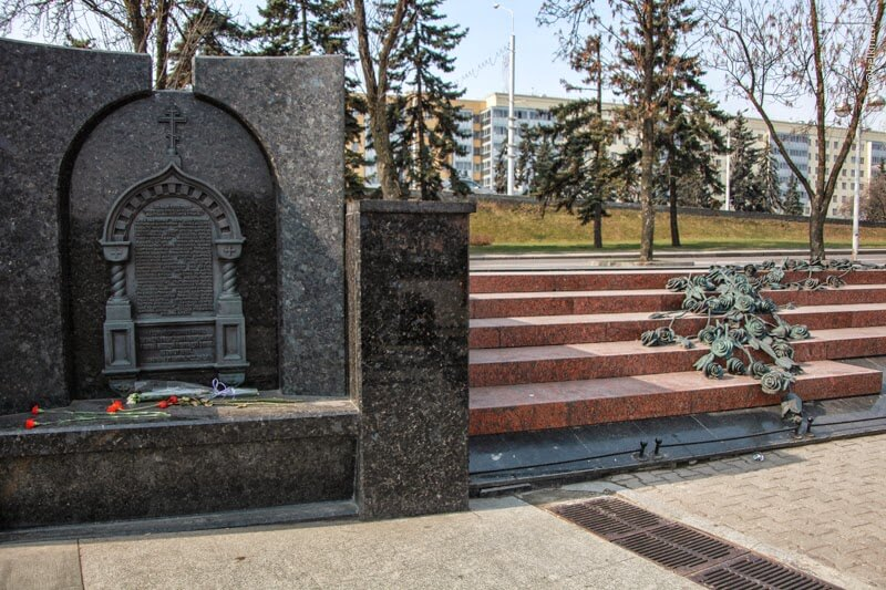 1999 - В Минске в подземном переходе