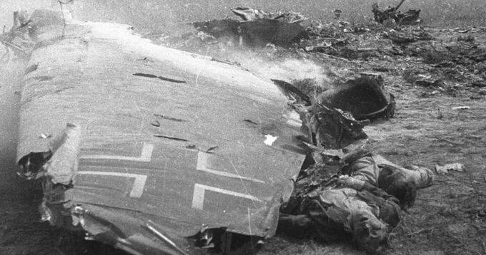 2 июня 1943 года успешное отражение силами и средствами ПВО массированного налета немецкой авиации на Курский железнодорожный узел