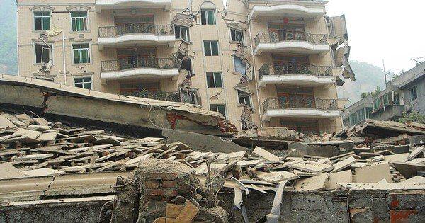 2008 - Разрушительное Сычуаньское землетрясение