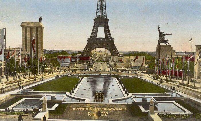 25 мая 1937 года в Париже открылась Всемирная выставка искусств и техники